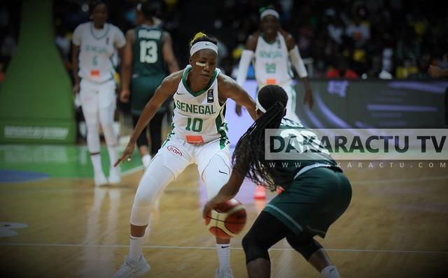 Afrobasket féminin 2019 : Les images de la finale Sénégal - Nigeria