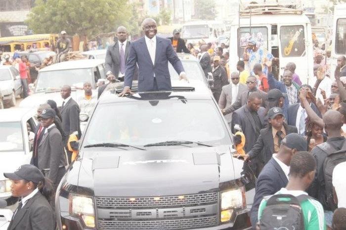 Exclusif! La stratégie de choc d'Idrissa Seck depuis qu'il a assisté à l'investiture de Macky Sall