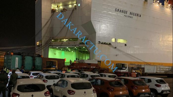 Saisie de la drogue au port de Dakar : Le couple allemand et les deux italiens restent en prison.