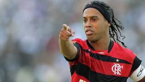 Ronaldinho pourrait quitter Flamengo pour salaires impayés