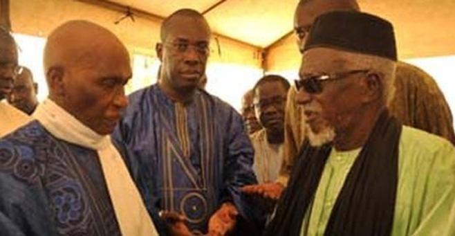 Polémique au Sénégal sur les propos tenus par le président Wade à Touba