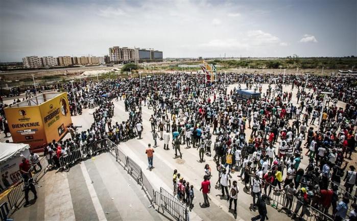 Affluence Record / Dakar Arena dans l'histoire du basket-ball africain