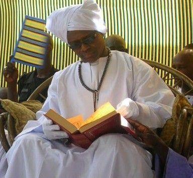 Serigne Modou Kara Mbacké, leader du Pvd : 'Le nom de celui qui prendra le pouvoir m'a déjà été révélé'