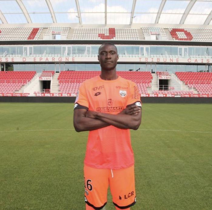 Mercato : Alfred Gomis défendra les buts de Dijon pour les 4 saisons à venir