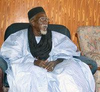 Présidentielle de 2012: Le khalife de Touba prône l'égalité des chances