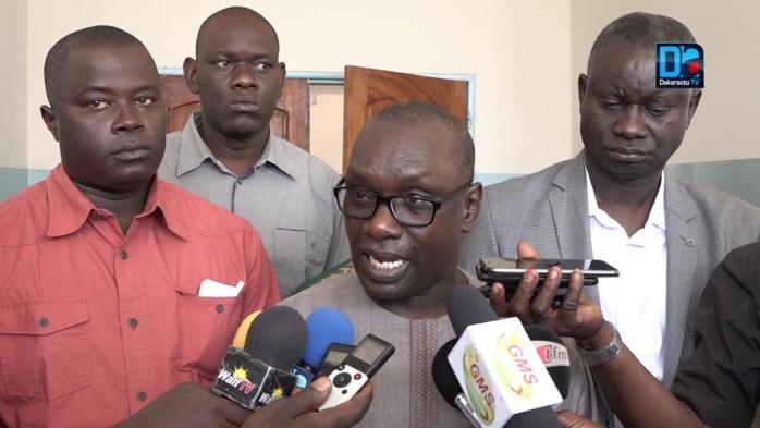 NAVÉTANES / Le président de l'ONCAV Amadou Kane remercie les ministres Aly Ngouille Ndiaye, Moustapha Diop et Aminata Mbengue Ndiaye pour leur soutien à l'organisation