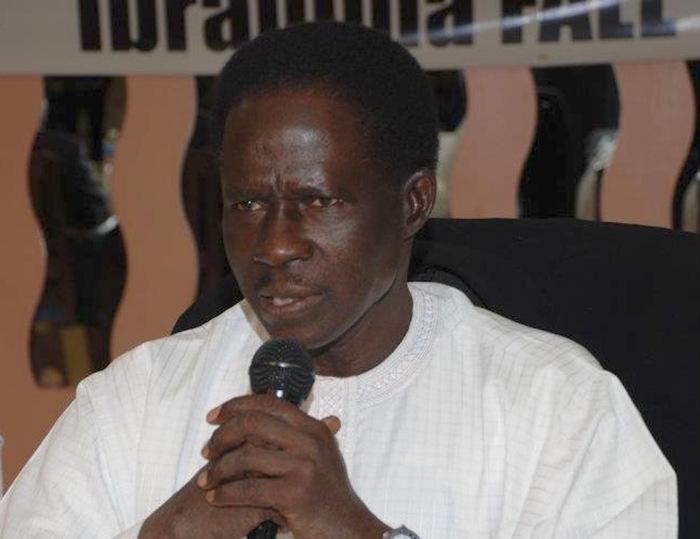 Que va faire Ibrahima Fall d'ici à la décision du Conseil constitutionnel sur la candidature d'Abdoulaye Wade ?