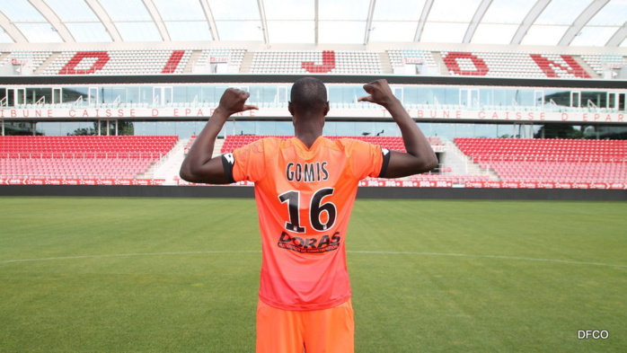 Alfred Gomis (Dijon) : « La Ligue 1 est un championnat compétitif où je pense pouvoir montrer mes qualités »