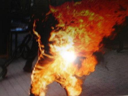 Saint-Louis : un jeune artiste tente de s'immoler par le feu