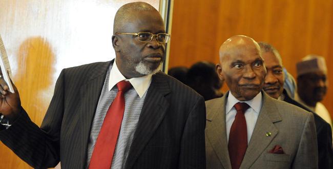 Le président Wade à Bissau pour assister aux obsèques du président Sanha