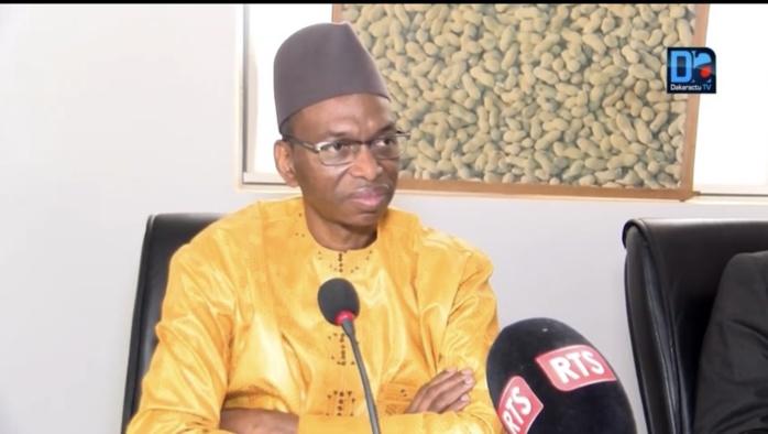 Moussa Baldé (MAER) : «L'hivernage s'est bien installé dans la région de Kaffrine...»