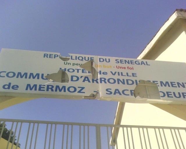 Attaque à la mairie de Mermoz: Les bons de sortie des véhicules livrent leurs secrets