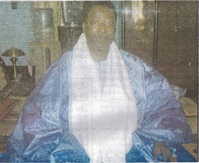 Les confidences de Pedro Diouf, fils d'Abdou Diouf.