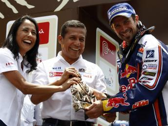 Le Dakar 2013 aura un parcours plus africain
