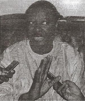 Pedro Diouf, fils d'Abdou Diouf, et la politique !