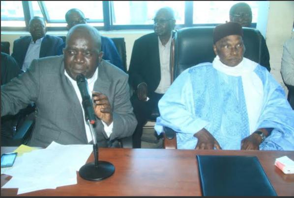 Politique : Oumar Sarr et Cie créent le comité d'initiatives pour la refondation du Pds