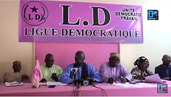 LIGUE  DÉMOCRATIQUE : Les hommages à Dansokho