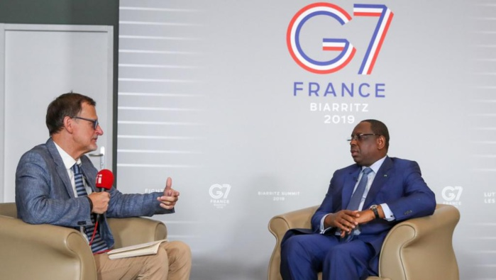 Scandale à 10 milliards de dollars : Macky Sall l'assimile à ''une aberration''