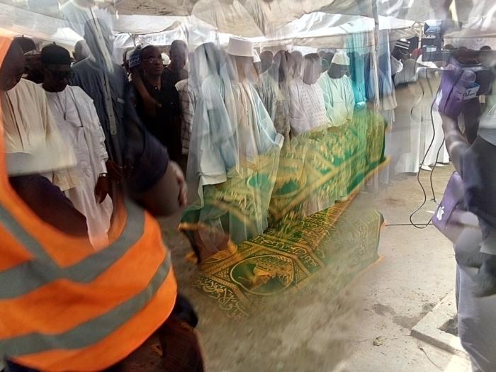 Saint-Louis : La prière mortuaire d'Amath Dansokho s'est effectuée