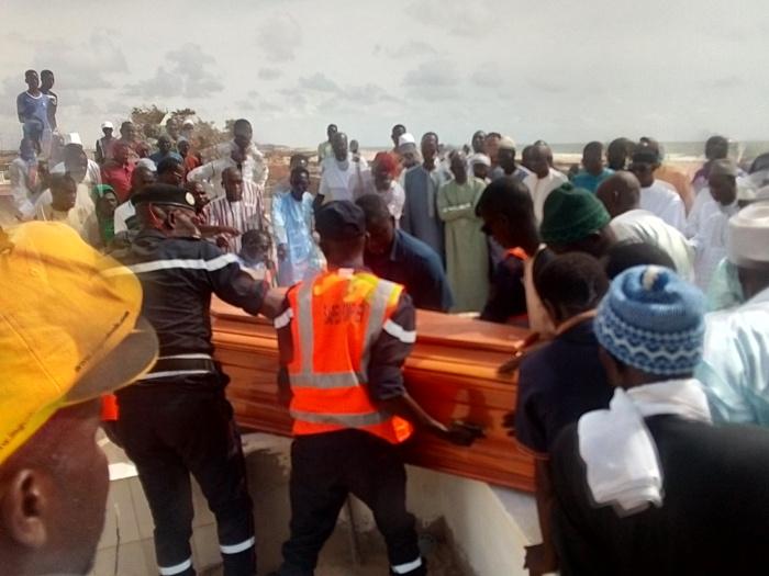 Saint-Louis : Amath Dansokho repose éternellement à côté de son ami Almamy Mattheuw Fall