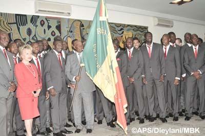 """Wade aux Lions: """"La flamme de 2002 est toujours là, dans le cœur des Sénégalais"""""""