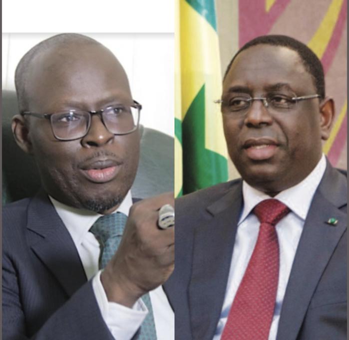 Cheikh Bamba Dièye répond à Macky Sall : « il est disqualifié pour le gracier... Il ne faut pas dénaturer le sens du combat de Khalifa Sall. Il n'est point demandeur de grâce »