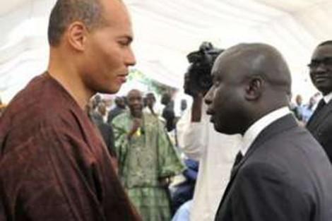 Karim Wade débauche chez Idrissa Seck