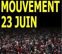 Pour combattre Wade, le M23 appelle la jeunesse sénégalaise sous le drapeau