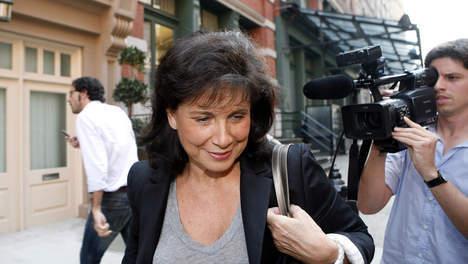 Anne Sinclair à la tête du Huffington Post français