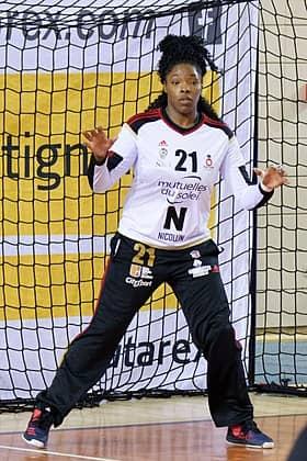 Handball / France Ligue Féminine : Hadatou Sako désignée meilleure gardienne de la saison