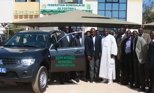 Cambriolage à la Fédération sénégalaise de fooball