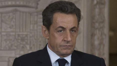 Les freins de l'avion de Sarkozy lâchent en plein vol