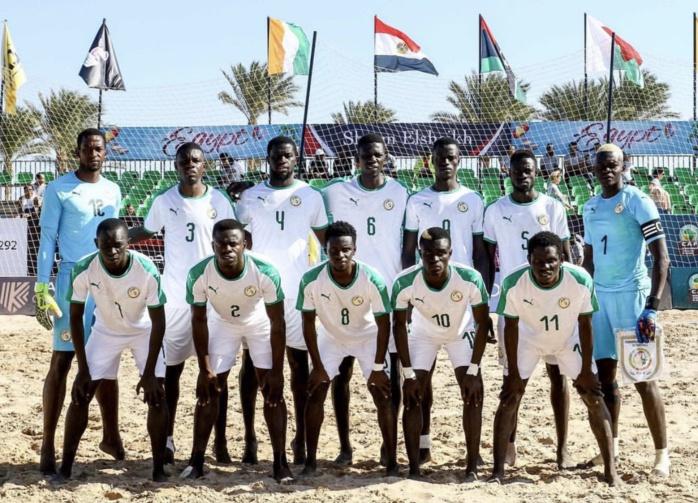 Beach soccer : Les Lions héritent d'une poule C abordable au Jeux mondiaux de plage