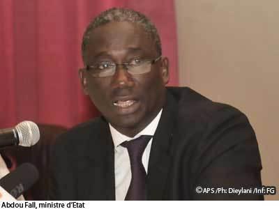 Abdou Fall répond à Ibrahima Diagne : «Je ne boxe pas dans la même catégorie que lui»