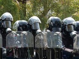 Des chars et des unités d'intervention pour protéger le délibéré du Conseil constitutionnel