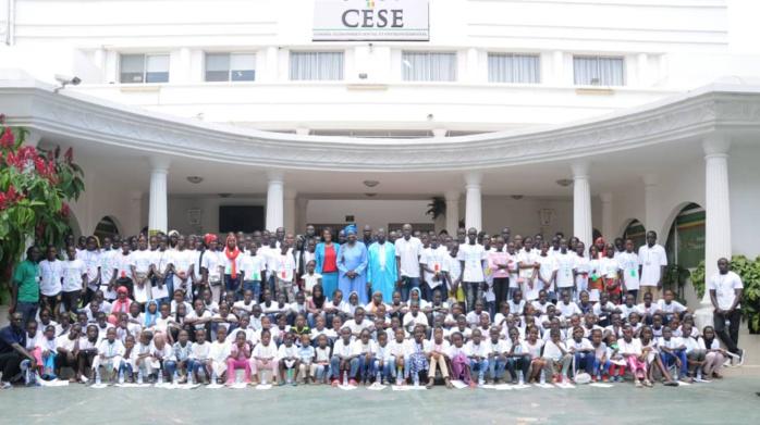 Le Cese ouvre ses portes à une centaine d'élèves de la Commune de Keur Socé de Kaolack