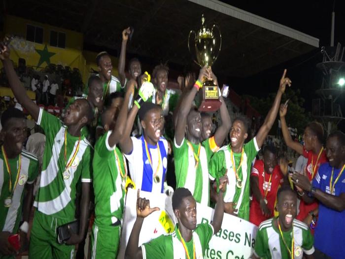 Finale des phases nationales / U20 : Thiès remporte le trophée face à Ziguinchor