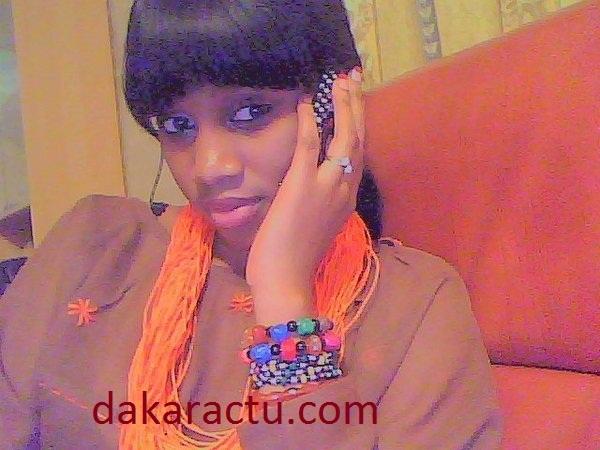 Voici Bintou, la fille de Thione Seck qui file le parfait amour avec Cheikh Mbengue