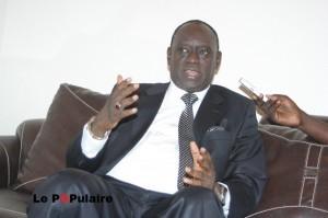 Me El Hadj Diouf interdit de parler au nom du PTP