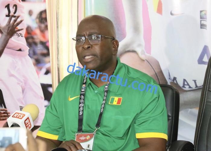 Mondial de Basket / Moustapha Gaye coach des « Lions » : « Il nous faut aborder la compétition avec détermination »