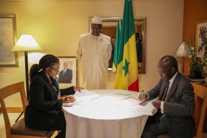 Signature d'un mémorandum d'entente : Le Cnoss et la Cea se donnent la main