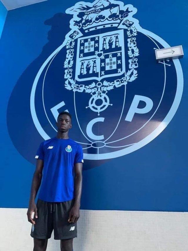International U20 : Formose Mendy signe un contrat de 3 ans au FC Porto