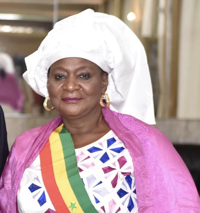 Rappel à Dieu de Adja Marième Hanne : annonce de la Présidente du Mouvement national des Femmes de APR