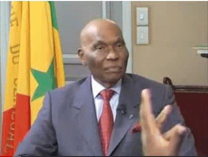 Abdoulaye Wade demande l'implication de Médina Baye dans la recherche de la paix au Nigéria