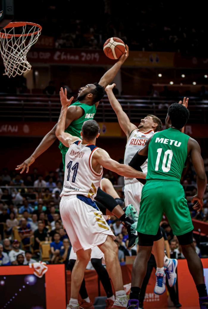Mondial Basket groupe B : Le Nigeria battu d'entrée par la Serbie 77 à 82