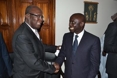 Le député Ameth Saloum Boye et son parti le PSA (le Parti Socialiste Authentique) rejoignent la coalition de  Idrissa Seck