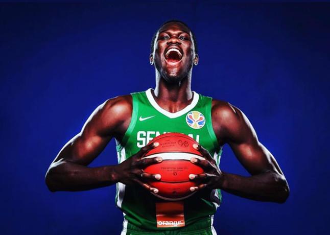"""Mondial Basket Chine : Les """"Lions"""" ont fait leur séance de Shooting photo (Images)"""