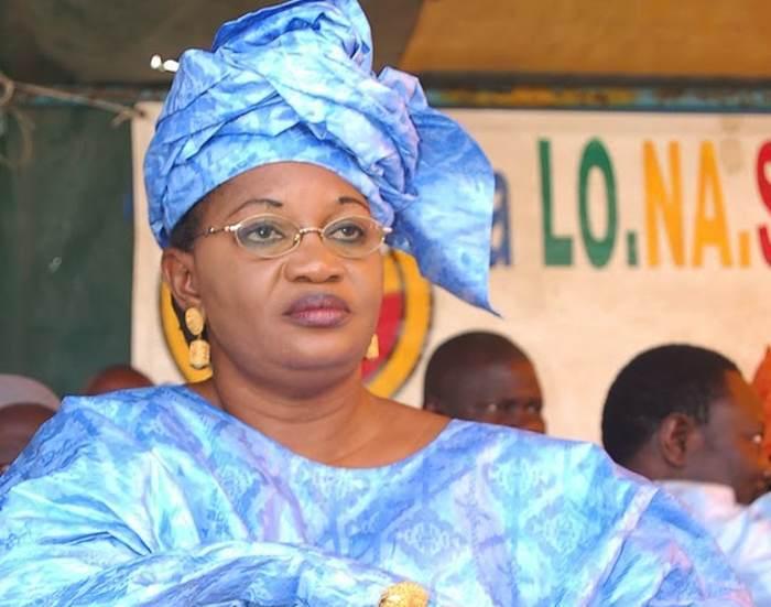 Portrait de la semaine... Aïda Mbodj. Profession: égérie politique.
