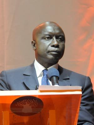Idrissa Seck a déposé sa candidature au greffe du Conseil constitutionnel.