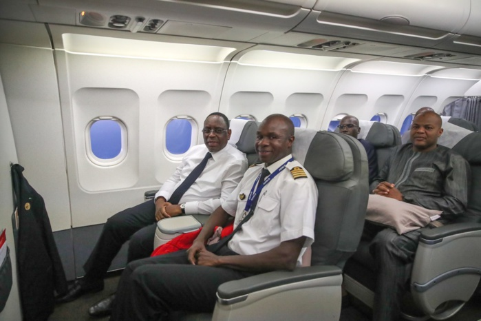 De retour aujourd'hui à Dakar à bord d'Air Sénégal / Ce qui attend le Président Sall entre inondations, accidents et débats politiques